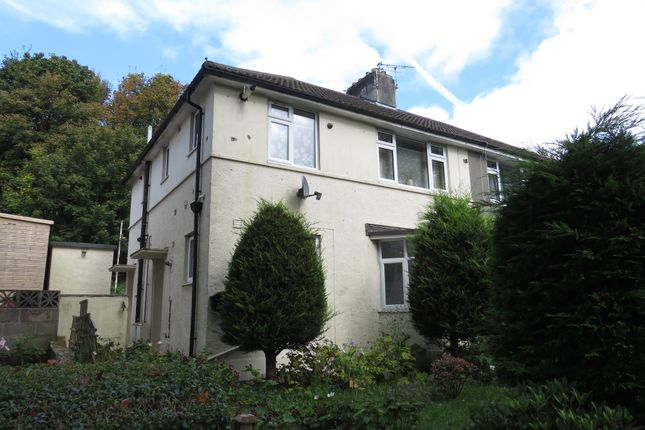 Thumbnail Flat for sale in Blandford Road, Efford, Plymouth