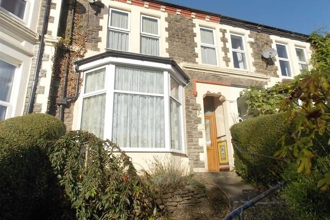 Thumbnail Terraced house for sale in Berw Road, Pontypridd