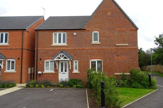 Thumbnail Semi-detached house for sale in Priory Mill Walk, Coundon, Coventry