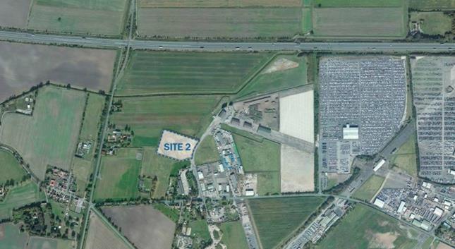 Thumbnail Land to let in Land & Buildings, Sandtoft Grange Farm, Belton Road, Sandtoft, Doncaster, South Yorkshire