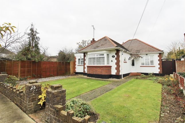 Thumbnail Semi-detached bungalow for sale in Wycombe Avenue, Benfleet