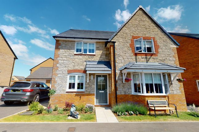 Thumbnail Detached house for sale in Beauchamp Avenue, Midsomer Norton, Radstock