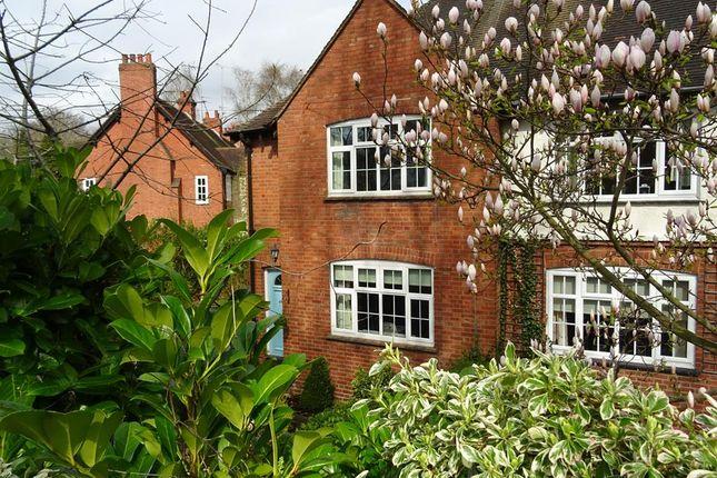 Thumbnail End terrace house for sale in Moor Pool Avenue, Harborne, Birmingham