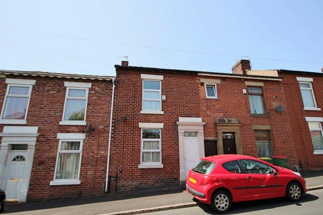 Front Elevation of De Lacy Street, Ashton-On-Ribble, Preston PR2