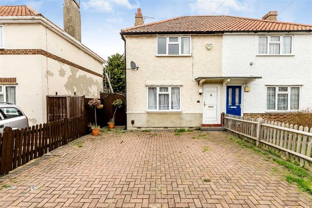 2 bed semi-detached house to rent in Cobbett Road, Whitton, Twickenham