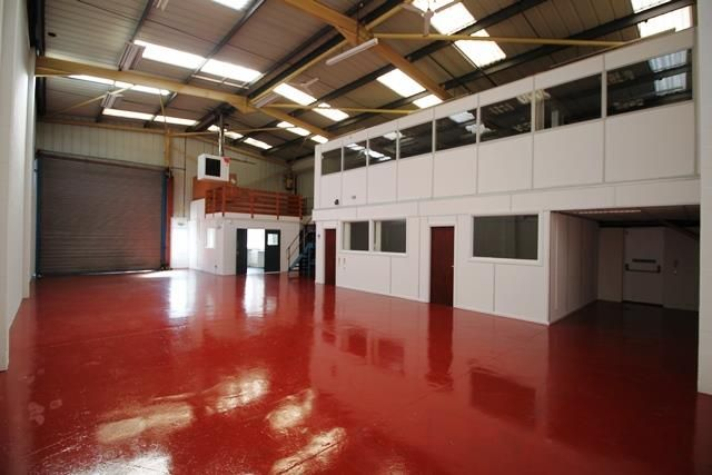 Light industrial to let in Unit 5, Central City Industrial Estate, Red Lane, Coventry, West Midlands