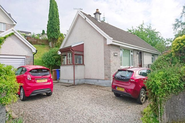 Thumbnail Detached bungalow for sale in Heathercroft Road, Fort William