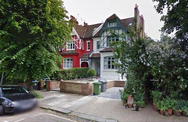 Thumbnail Flat to rent in Grosvenor Gardens, Willesden Green