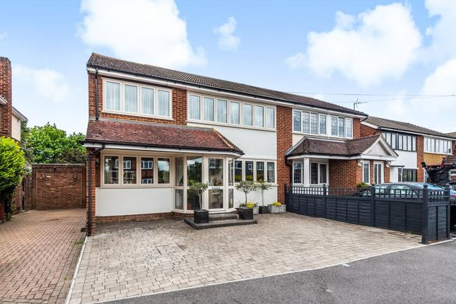 Thumbnail Semi-detached house for sale in Sunbury-On-Thames, Middlesex