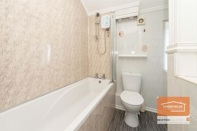 Bathroom of Chase Road, Brownhills, Walsall WS8