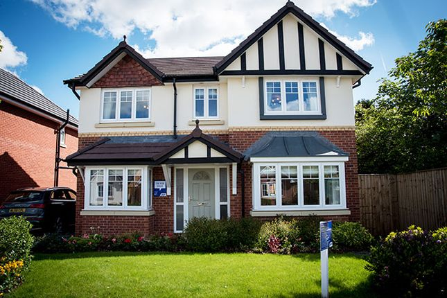 Thumbnail Detached house for sale in Hoyles Lane, Preston, Lancashire