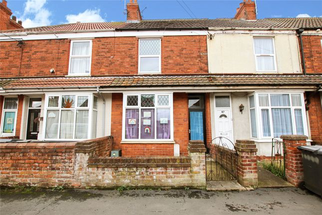 Front Elevation of West Acridge, Barton Upon Humber, North Lincolnshire DN18