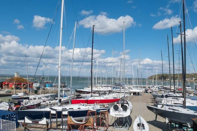 Thumbnail Flat for sale in The Yard, High Street, Cowes