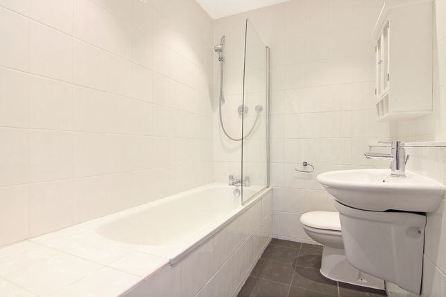 First Bathroom of Sutherland Avenue, Maida Vale W9