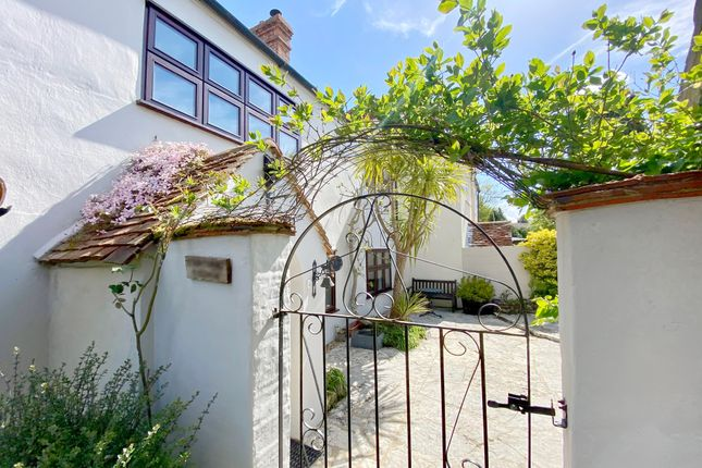 Thumbnail Cottage for sale in Main Road, East Boldre, Hampshire