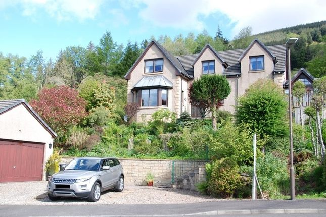 Thumbnail Detached house for sale in Auchraw Brae, Lochearnhead