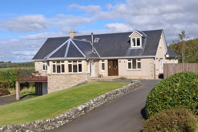 Thumbnail Detached house for sale in Upepo, Kirkton, Roxburghshire