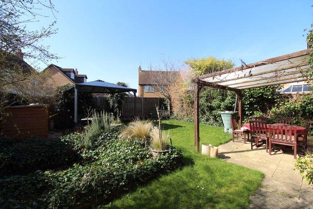 Rear Garden of Embla Close, Bedford MK41