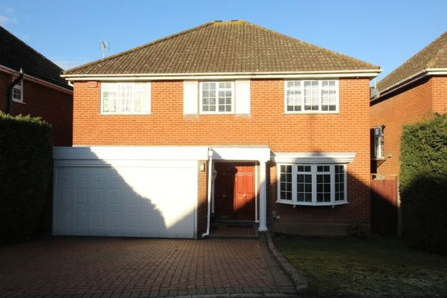 Thumbnail Detached house for sale in Nicholas Road, Borehamwood