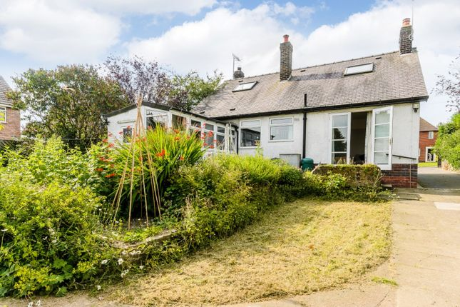 Thumbnail Detached house for sale in Queen Victoria Road, Chesterfield, Derbyshire