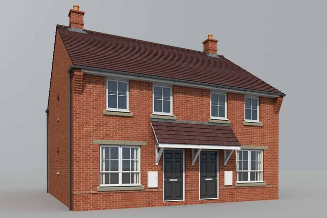 Thumbnail Semi-detached house for sale in Joyce Way, Steventon, Oxforshshire