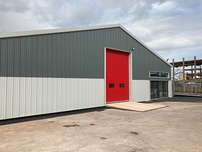Thumbnail Warehouse to let in Cornishway North, Galmington Trading Estate, Taunton