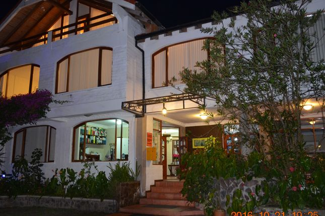 Hotel/guest house for sale in Banos, Ecuador