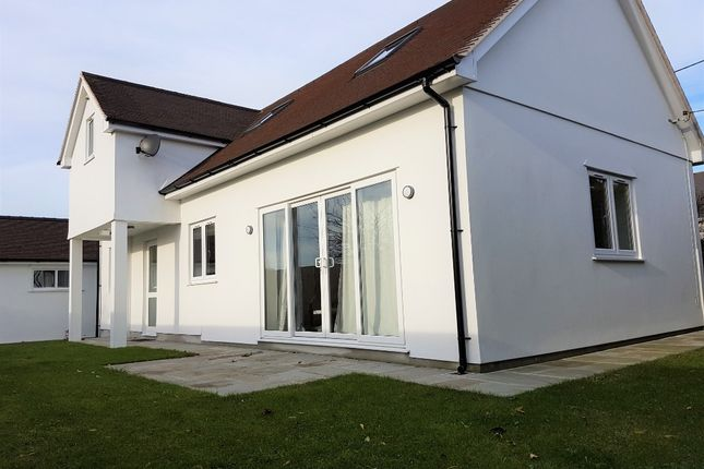 Thumbnail Detached house to rent in Bethel Road, St Austell