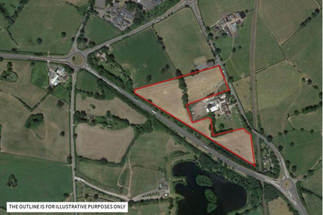 Thumbnail Land for sale in Heath Road, Whitchurch