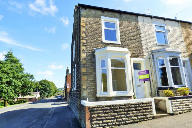 Thumbnail End terrace house for sale in Mitchell Street, Burnley