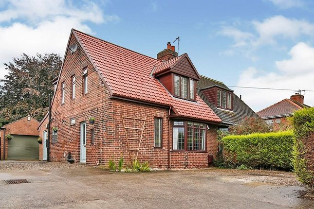 Thumbnail Semi-detached house for sale in North Road, Chester Le Street