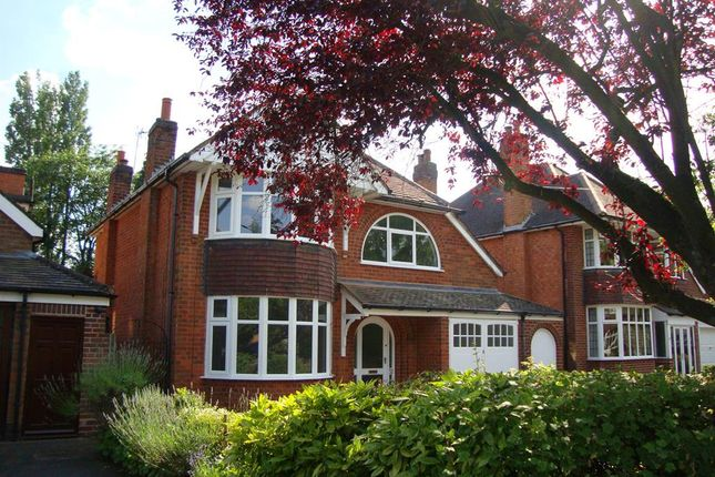Thumbnail Detached house to rent in Seven Star Road, Solihull