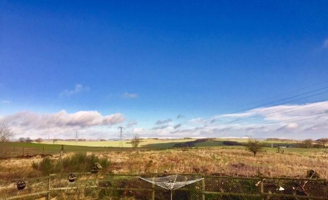 Views of Heather Bank Park, Neilston, Glasgow, East Renfrewshire G78