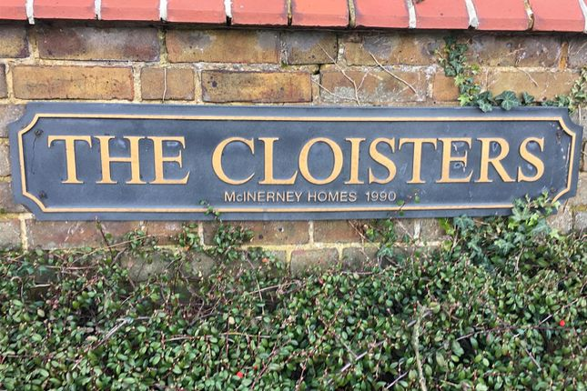 The Cloisters: of The Cloisters, High Street, Bushey WD23