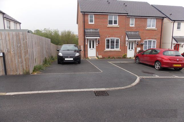 Thumbnail Semi-detached house to rent in Scarne Side Grove, Launceston