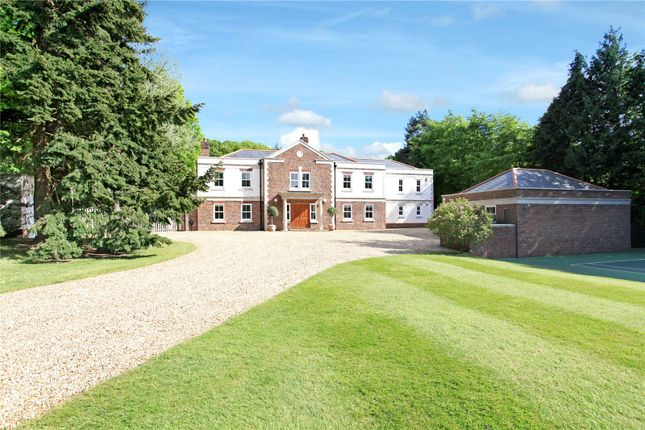 Thumbnail Detached house for sale in Nr Canford Magna, Wimborne, Dorset