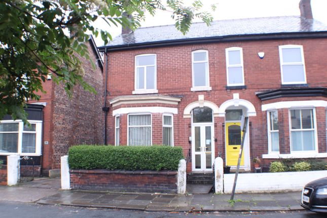Semi-detached house for sale in Algernon Street, Eccles, Manchester