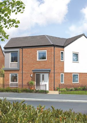 Thumbnail Semi-detached house for sale in Hemlock Way, Off Great Bridge Road, Bilston
