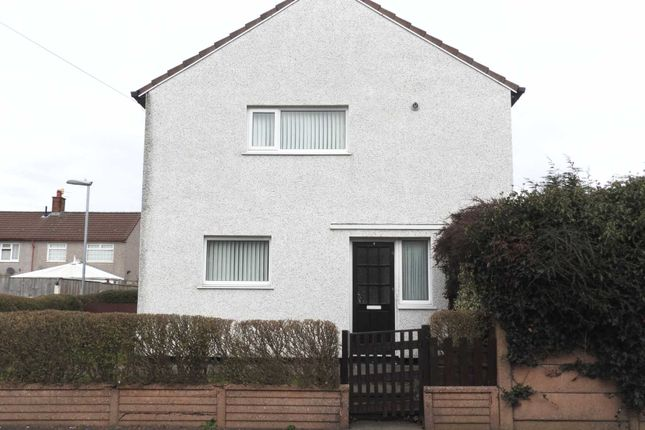 Thumbnail End terrace house for sale in Delaware Crescent, Kirkby, Liverpool