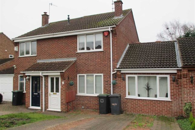 2 bed semi-detached house for sale in Weightman Drive, Giltbrook, Nottingham