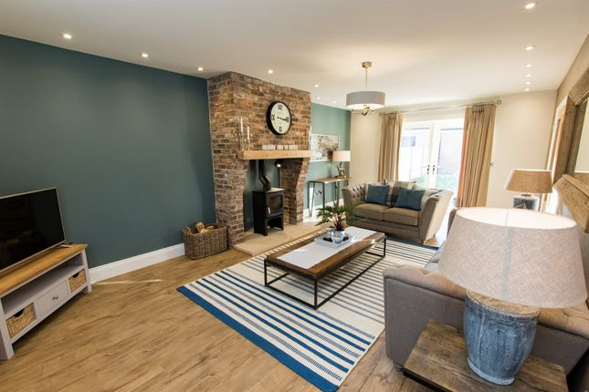 Thumbnail Detached house for sale in Plot 33, Thorne Lane, Scothern, Lincoln