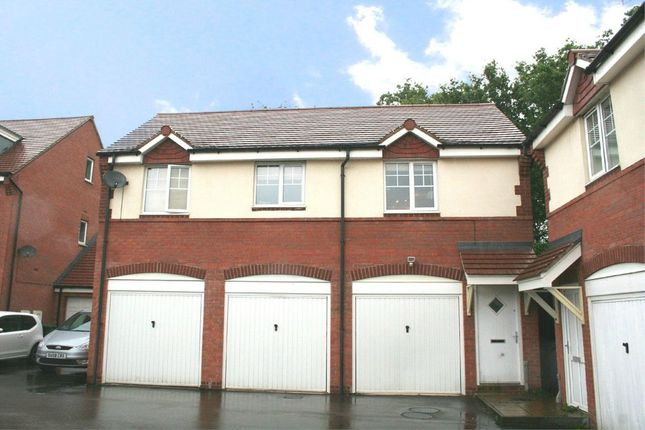 Thumbnail Flat for sale in Hidcote Close, Bilton, Rugby, Warwickshire