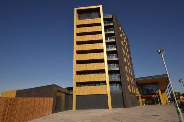 Thumbnail Flat to rent in Tilston Bright Square, London