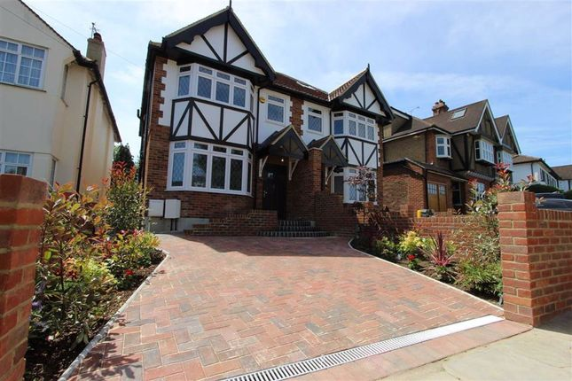 Thumbnail Semi-detached house to rent in Houndsden Road, Winchmore Hill, London