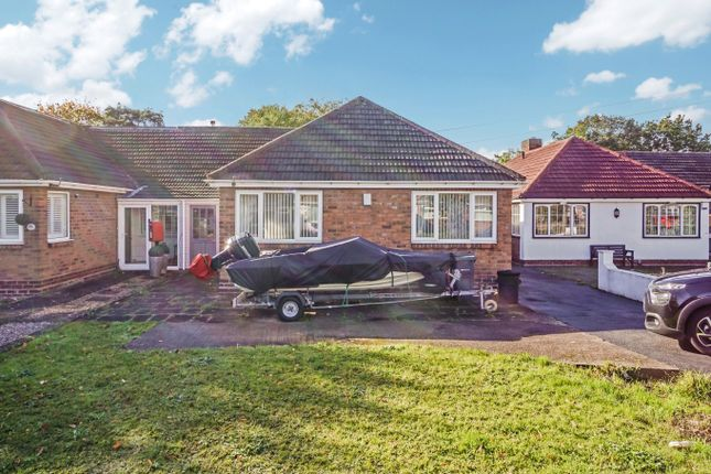 3 bed semi-detached bungalow for sale in Maythorn Avenue, Walmley, Sutton Coldfield B76