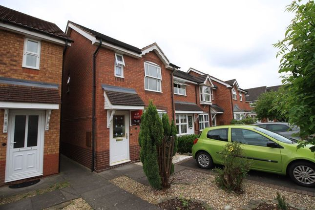Thumbnail Terraced house to rent in Farran Grove, Shrewsbury, Shropshire