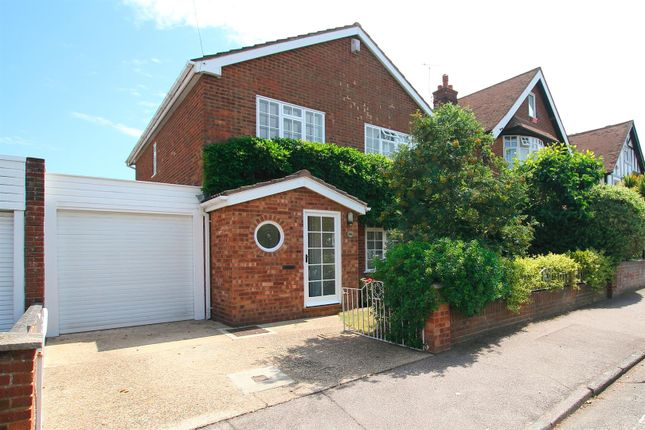 Thumbnail Detached house to rent in Cromwell Road, Canterbury