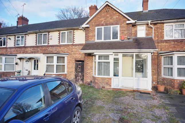 Thumbnail Terraced house for sale in Regan Crescent, Erdington, Birmingham