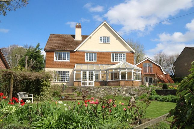 Thumbnail Detached house for sale in Bouverie Avenue South, Salisbury