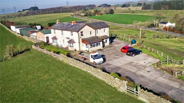 Thumbnail Detached house for sale in Comb Hill, Haltwhistle, Northumberland